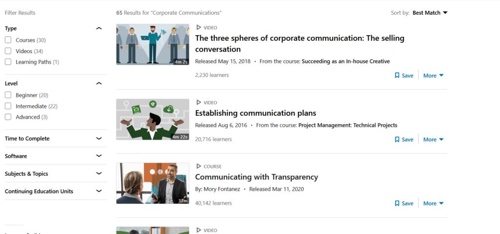 LinkedIn Premium- LinkedIn Learning